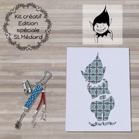 Kit créatif édition spéciale St Médard