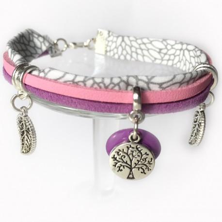 Kit bracelet  Arbre de vie