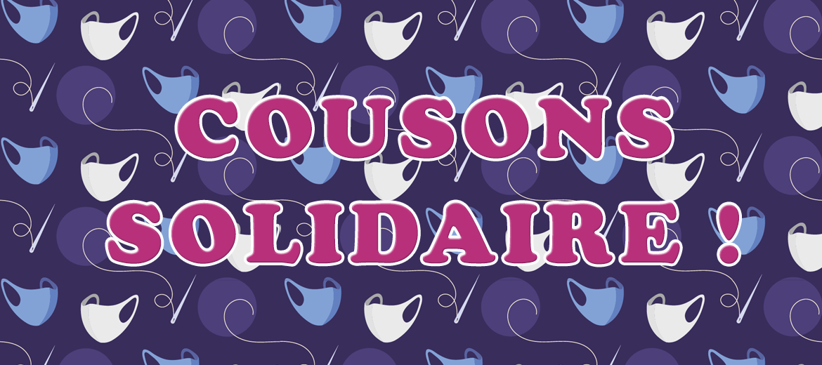 Cousons solidaire