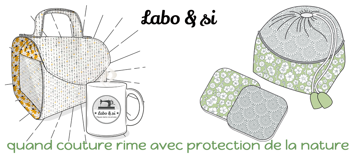 Créations vertes labo & si couture oekotex